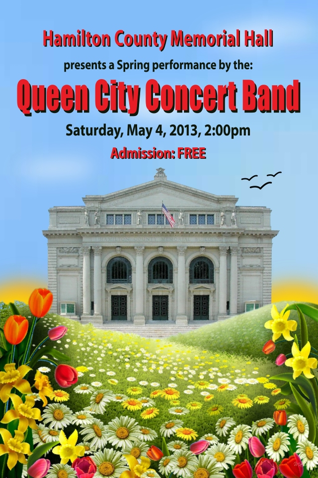 SPRING CONCERT POSTER BACKGROUND 72